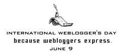 Día internacional del weblog